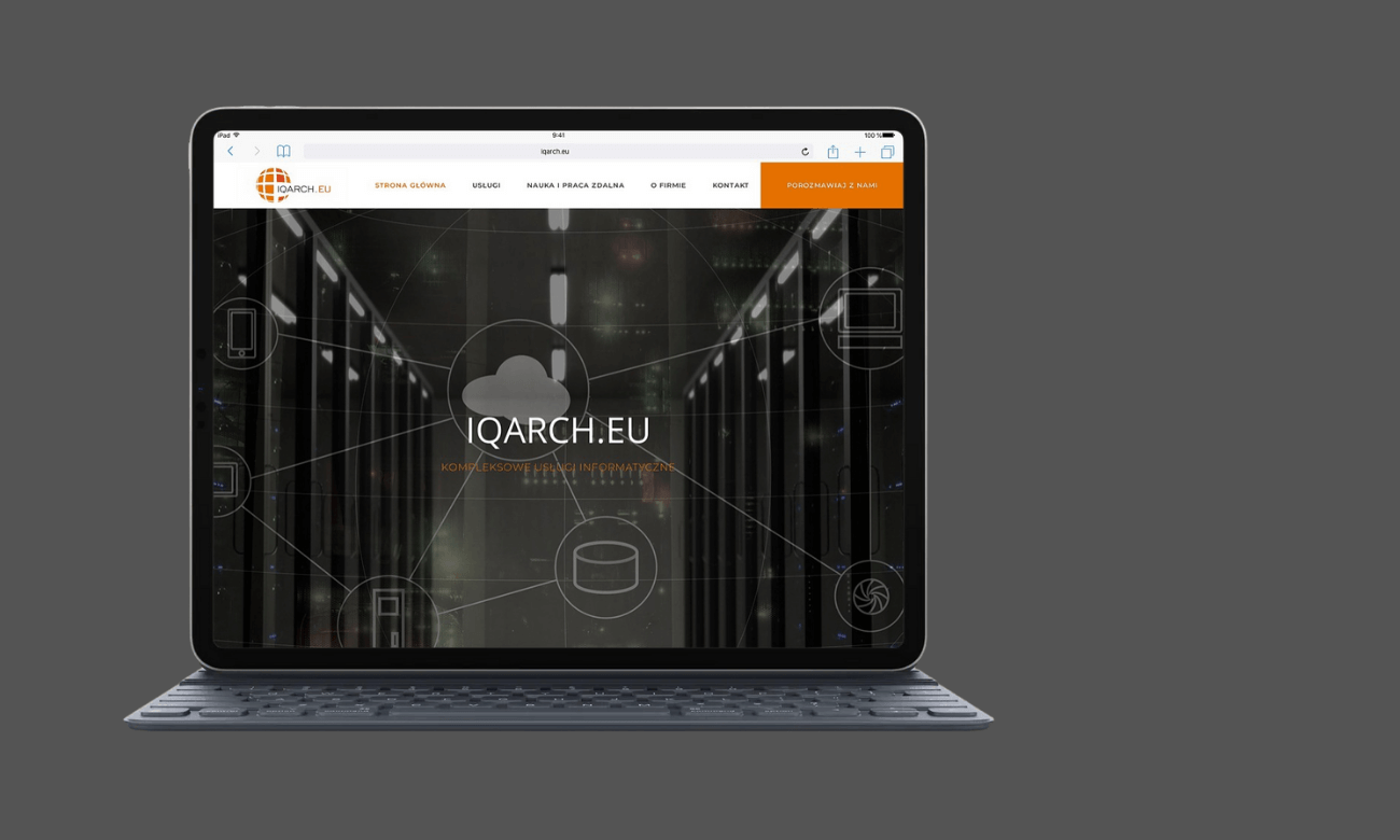 Portfolio strona internetowa